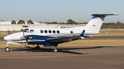 VH-MRQ - Beechcraft B200GT Super King Air - Royal Flying Doctor Service of Australia (SE Section)