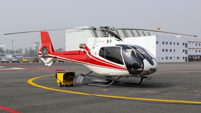 XA-ISA - Eurocopter EC 130B4 - Private