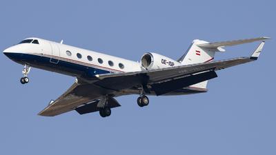 OE-ISP - Gulfstream G450 - Avcon Jet