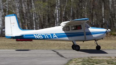 A picture of N6717A - Cessna 172 Skyhawk - [28817] - © Jeremy D. Dando