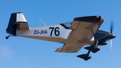 ZU-JHA - Vans RV-6 - Private