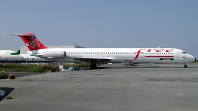 EI-CPB - McDonnell Douglas MD-83 - Free Airways (Air Italy)