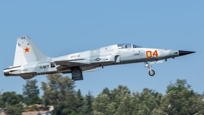 761551 - Northrop F-5N Tiger II - United States - US Navy (USN)