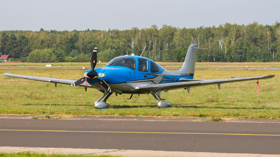SP-ACA - Cirrus SR22T - Private