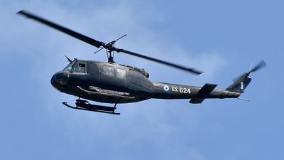 ES624 - Bell UH-1H Iroquois - Greece - Army