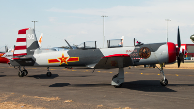 VH-NNG - Nanchang CJ-6A - Private