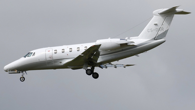 CS-DGR - Cessna 650 Citation VII - Airjetsul Aviation