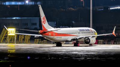 B-1485 - Boeing 737-8 MAX - OK Air