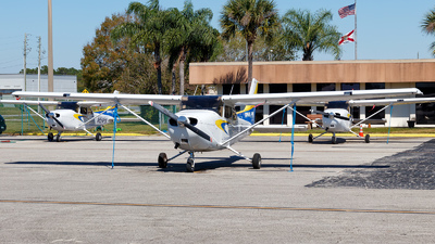 N806PA - Cessna 172S Skyhawk - PAN AM Career Pilot Academy