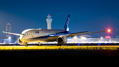JA893A - Boeing 787-9 Dreamliner - All Nippon Airways (ANA)