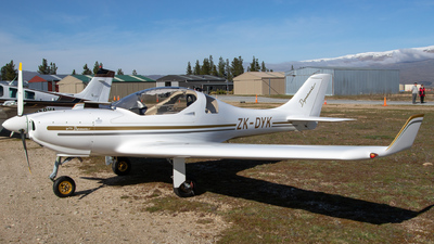 ZK-DYK - AeroSpool Dynamic WT9 - Private