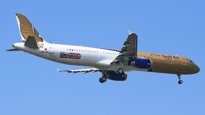 A9C-CD - Airbus A321-231 - Gulf Air