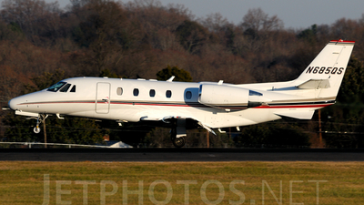 N685QS - Cessna 560XL Citation Excel - NetJets Aviation