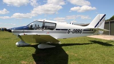G-ORRG - Robin DR400/180 Régent - Private