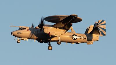 169080 - Grumman E-2D Advanced Hawkeye - United States - US Navy (USN)