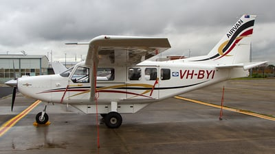 A picture of VHBYI - Gippsland GA8TC 320 - [GA8TC 32009120] - © Dave Parer