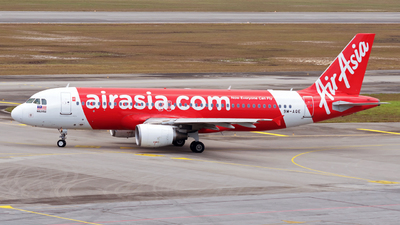 A picture of 9MAQE - Airbus A320216 - AirAsia - © Prestley Shim