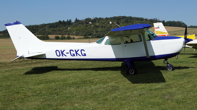 OK-GKG - Cessna 172M Skyhawk - Private