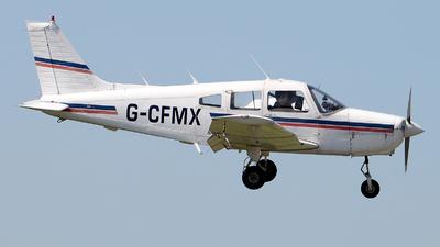 G-CFMX - Piper PA-28-161 Cherokee Warrior II - Private