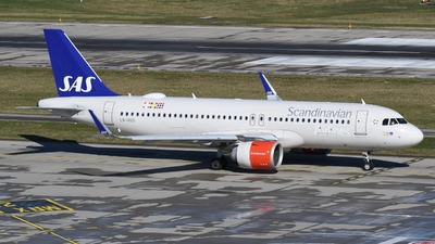 A picture of LNRGO - Airbus A320251N - SAS - © Sven Stephan