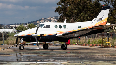 4X-DZT - Beechcraft C90 King Air - Chim-Nir Aviation
