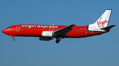 OO-VEJ - Boeing 737-405 - Virgin Express
