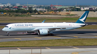 A picture of BLRM - Airbus A350941 - Cathay Pacific - © Huang Chengjen