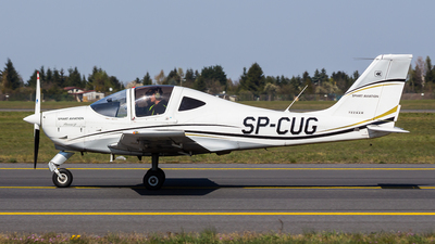 SP-CUG - Tecnam P2002JF Sierra - Smart Aviation