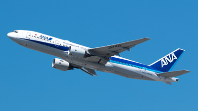 JA742A - Boeing 777-281(ER) - All Nippon Airways (ANA)