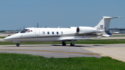 N229TS - Bombardier Learjet 60 - Private