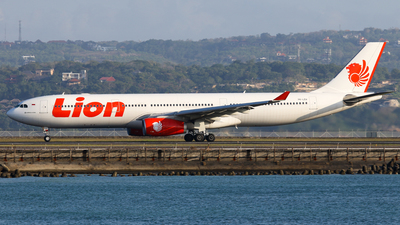 PK-LEH - Airbus A330-343 - Lion Air