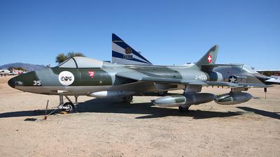 J-4035 - Hawker Hunter F.58 - Switzerland - Air Force