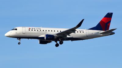 A picture of N269SY - Embraer E175LR - Delta Air Lines - © Rocky Wang