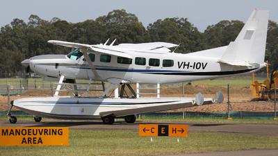 VH-IOV - Cessna 208 Caravan - Sydney Seaplanes