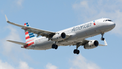 N159AN - Airbus A321-231 - American Airlines