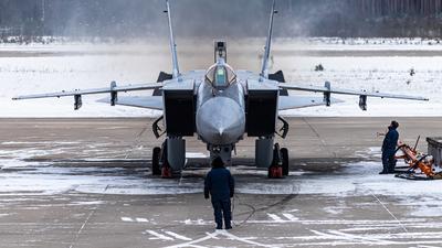 35 - Mikoyan-Gurevich MiG-31BM Foxhound - Russia - Air Force