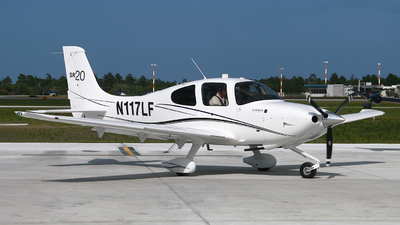 N117LF - Cirrus SR20 - Private
