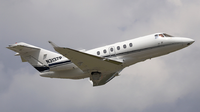 N313ZP - Raytheon Hawker 900XP - Private