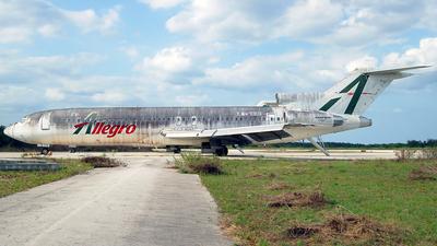 XA-TXU - Boeing 727-231(Adv) - Allegro Air