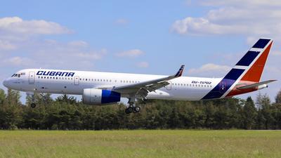 A picture of CUT1702 - Tupolev TU204100E - [1450743764042] - © PAUL QUINN