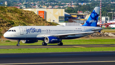 N661JB - Airbus A320-232 - jetBlue Airways