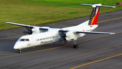 A picture of RPC5911 - De Havilland Canada Dash 8400 - Philippine Airlines - © Ryu Guji