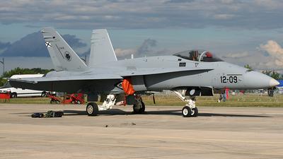 C.15-51 - McDonnell Douglas EF-18M Hornet - Spain - Air Force