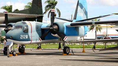2128 - Grumman S-2E Tracker - Taiwan - Navy