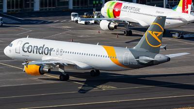 D-AICR - Airbus A320-214 - Condor