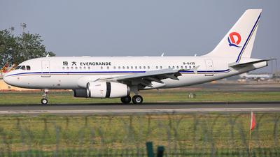 B-6435 - Airbus A319-133X(CJ) - Private