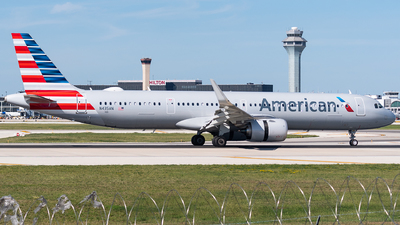 N435AN - Airbus A321-253NX - American Airlines