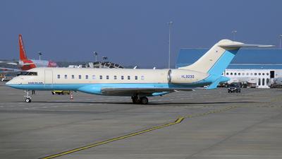 HL8230 - Bombardier BD-700-1A10 Global Express - Korean Air
