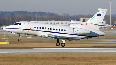 MM62245 - Dassault Falcon 900EX - Italy - Air Force