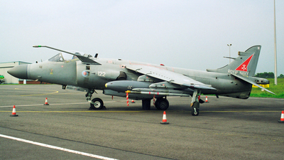 ZE697 - Hawker Siddeley Sea Harrier F/A.2 - United Kingdom - Royal Navy